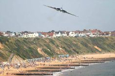 XH558 has been booked to fly at two fabulous seaside displays on August 30th; Shoreham and Bournemouth. Save this link for the growing list of appearances: www.vulcantothesky.org/appearances.html