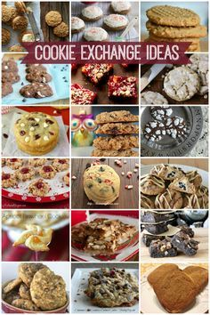 Cookie Exchange Ideas from @Tauni (SNAP!) #cookie #recipe