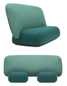 #Möbel Ungewöhnliche Sofas: 20 Kreative Designs #decor #garten #home  #dekoration
