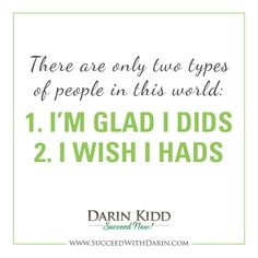 2 kinds of people in this world... #DarinKidd