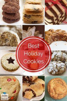 Bake or Break's favorite holiday cookies!