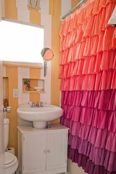 Idéias para banheiros com pia de coluna