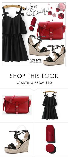"""""""Romwe 8/21"""" by goldenhour ❤ liked on Polyvore"""