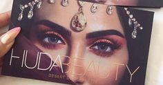 كل ما تريدين معرفته وأكثر عن باليت ظلال العيون الجديد من Huda Beauty بانتظارك هنا.