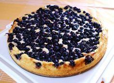 Heidelbeeren und Mascarpone machen diesen Kuchen unwiderstehlich lecker.