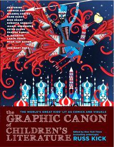 The Graphic Canon — Russ Kick
