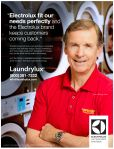 """Electrolux-equipped Pronto Laundry owner Jim Kennedy states, """"Electrolux fit our needs perfectly and the Electrolux brand keeps customers coming back. Commercial Laundry, Brand Power, Increase Productivity, Comebacks, Saving Money, Marketing, Business, Fit, Shape"""