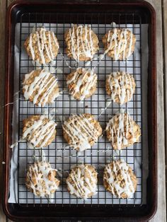 cookie that has it all. They're packed with oatmeal, applesauce ...