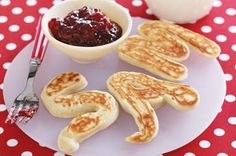 Serve up these healthy alphabetical pikelets and you'll never have to worry about the kids skipping breakfast.