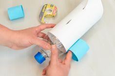 BrightNest   For Kids: Make a Unique Piggy Bank out of a Plastic Bottle