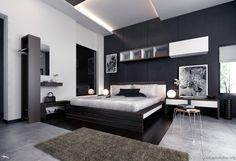 Habitaciones modernas y elegantes