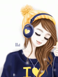 Uploaded by Kotoko-Chan. Find images and videos about cute, kawaii and Enakei on We Heart It - the app to get lost in what you love. Lovely Girl Image, Cute Girl Pic, Girls Image, Cute Girls, Girly M, Girly Pics, Cute Cartoon Girl, Cartoon Art, Cute Girl Drawing