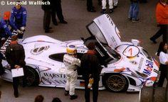 7 - Porsche 911 GT1-98 #003 - Porsche AG  FIA GT Championship A1-Ring 1998