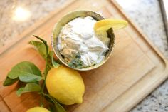 Herbed Cream Cheese Dip.  A zesty, light, fresh, flavorful, and easy dip and sandwich spread.  Perfect for spring!