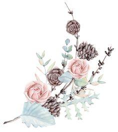 Фото, автор ✿Lili@ ✿ на Яндекс.Фотках Scrapbook Background, Art Background, Arte Floral, Watercolor Flowers, Watercolor Paintings, Wreath Drawing, Flower Phone Wallpaper, Hippie Art, Botanical Drawings