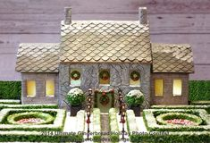 2014 Ultimate Gingerbread Holiday Gingerbread Photo Contest RESULTS