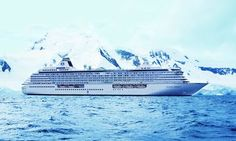 "As The World Burns, The Rich Cruise In Luxury Through A Melting Arctic | ""As global temps soar, wildfires rage & sea ice levels dwindle to rcd lows, a lux cruise cmpy has found a way to make a pretty penny off our rapidly changing climate. The Crystal Serenity set off frm Seward, AK, on a 32-day voyage through the NW Pssge. The sea rte that connects the Pacific & Atlantic oceans was historically impassable, but global warming is transforming the Arctic & its ecosystem."" Click to read…"