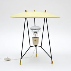 Stilnovo Table Lamp, 1950s – mdrn
