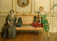 Sacred and Profane Love - John Collier 1919