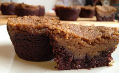 Grain-Free Pumpkin Pie Brownies: Sugar-Free, Vegan, Gluten-Free, Dairy-Free, Low-Fat Recipe - Eat Feel Fresh