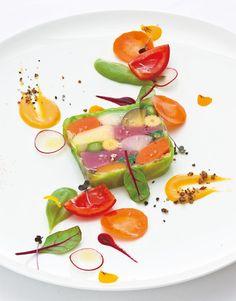 「春野菜 テリーヌ」の画像検索結果