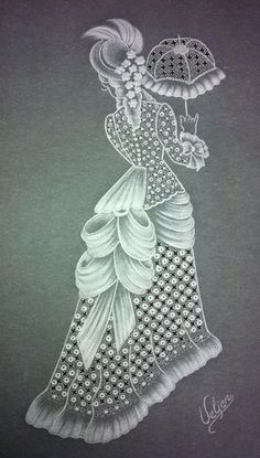 Unique Handcrafted Embossing and Mosaic Artwork Machine Embroidery Designs, Embroidery Stitches, Embroidery Patterns, Hand Embroidery, Lace Patterns, Craft Patterns, Vellum Crafts, Parchment Design, Parchment Cards