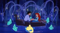Major Life Events as Told Through the Eyes of Disney {Eventually you'll find the one that's meant for you.} Disney Characters Little Mermaid