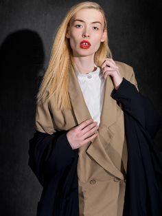 Suzanne Rae Fall 2016 Ready-to-Wear Fashion Show