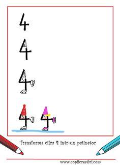 Cifra 4 – desen transformam cifra