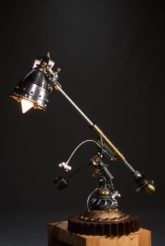 Lamp by Bruno Gerard