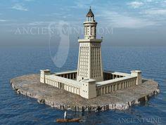 Lighthouse of Alexandria - Ancientvine