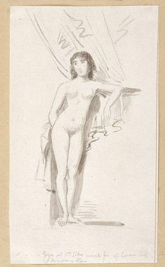 Goya en El Prado: Mujer desnuda