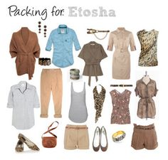 safari clothing packing list what wear overland africa trip