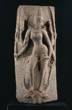 """""""animus-inviolabilis:  Durga as Mahishasuramardini 970–1070, Early Chola period Tamil Nadu, India   """""""