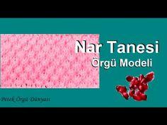 Nohutlu Nar Tanesi Yelek Modeli - Falanca.com - YouTube