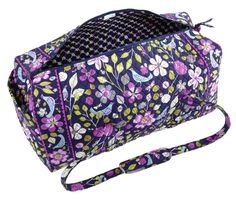 Vera Bradley Duffel Bag in floral nightingale. Newest addition to my collection. Now can't wait to travel somewhere just to use it.
