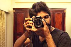 Me, Capturing Me