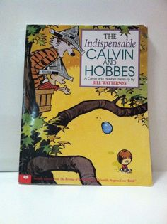 The Indispensable Calvin And Hobbes Treasury by Bill Waterson Comic Book