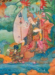 Once-Secret Murals Reveal Tibet's Ancient Traditions | The Creators Project