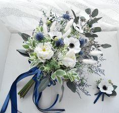Silk Flower Bouquets, Flower Bouquet Wedding, Silk Flowers, Rustic Wedding, Our Wedding, Dream Wedding, Love Flowers, Dried Flowers, Plant Species