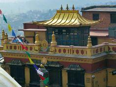 Swayambhunath Stupa(Monkey Temple) - UNESCO World Heritage Site-Kathmandu Valley- Nepal | Indian Temples