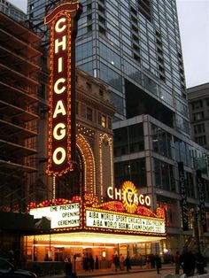Love Chicago the Musical <3 One of my dream shows to be in
