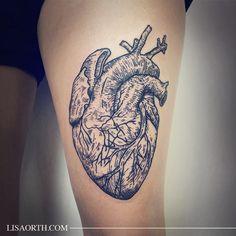 Lisa Orth @lisaorth Anatomical heart ...Instagram photo | Websta (Webstagram)