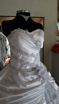 Vestido de Novia Mermaid Wedding, Wedding Dresses, Fashion, Brides, Bridal Gowns, Bride Dresses, Moda, Fashion Styles, Weeding Dresses