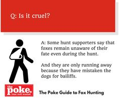 A guide to fox hunting in England.