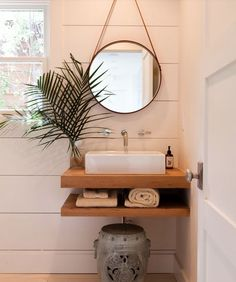 solution narrow bathroom sink - Google Search