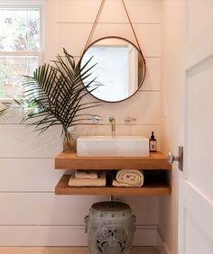 solution narrow bathroom sink - Google Search