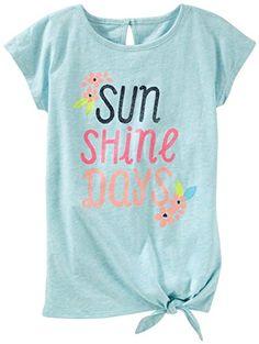 c5ff22eb61f7a Amazon.com  OshKosh B gosh Girls Knit Tunic 32140911