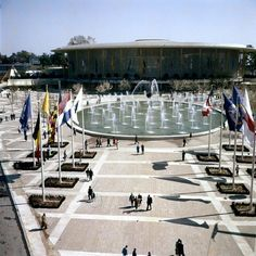 Exposition Universelle 1958 Bruxelles