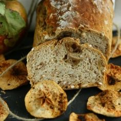 Dried Apple Sourdough Bread by angiesrecipes
